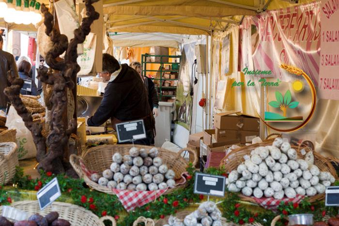 Insieme per la Terra porta i piccoli produttori nelle maggiori piazze europee