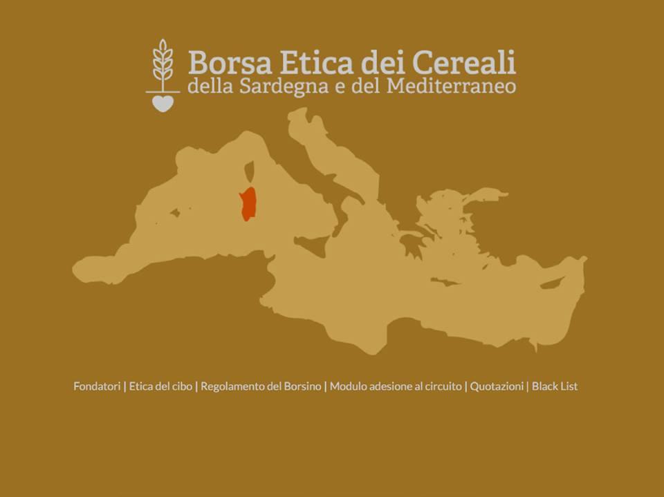 #Borsa Etica dei Cereali – Comunicato #stampa