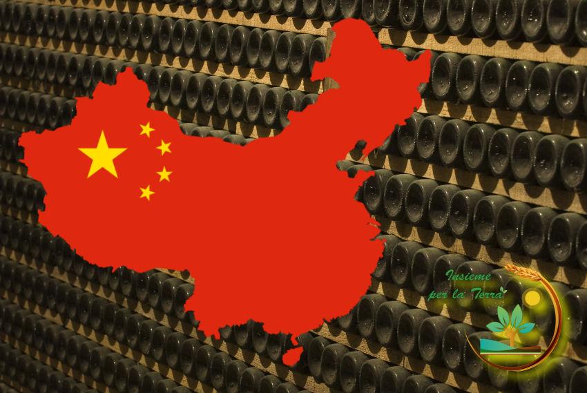 Cina: la quota del #mercato del vino resta bassa ma Renzi e Martina fanno finta di non sentire