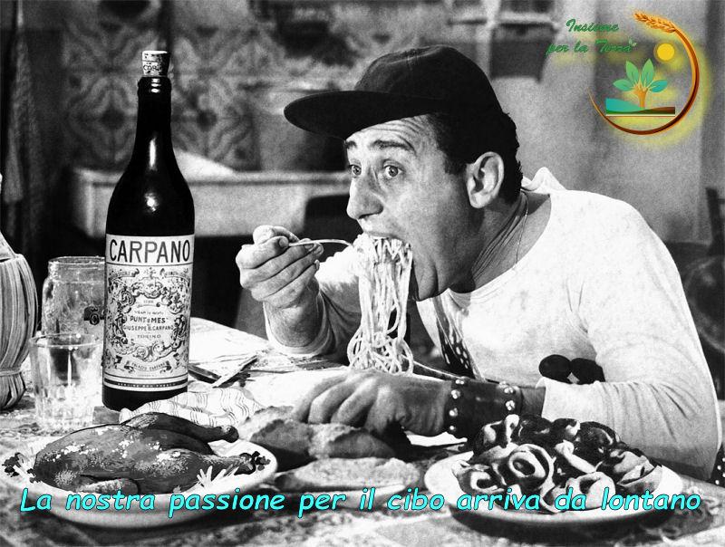 Italiani, una vera #passione per il cibo