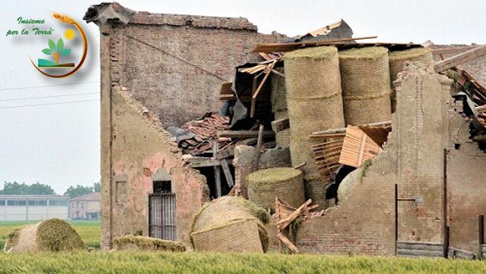 Terremoto: visto le iniziative di #Coldiretti forse sarebbe il caso di macellare il #bestiame