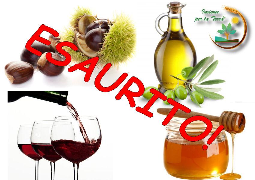 Olio, castagne, miele e vino: l'#autunno nero dell'agricoltura Made in Italy