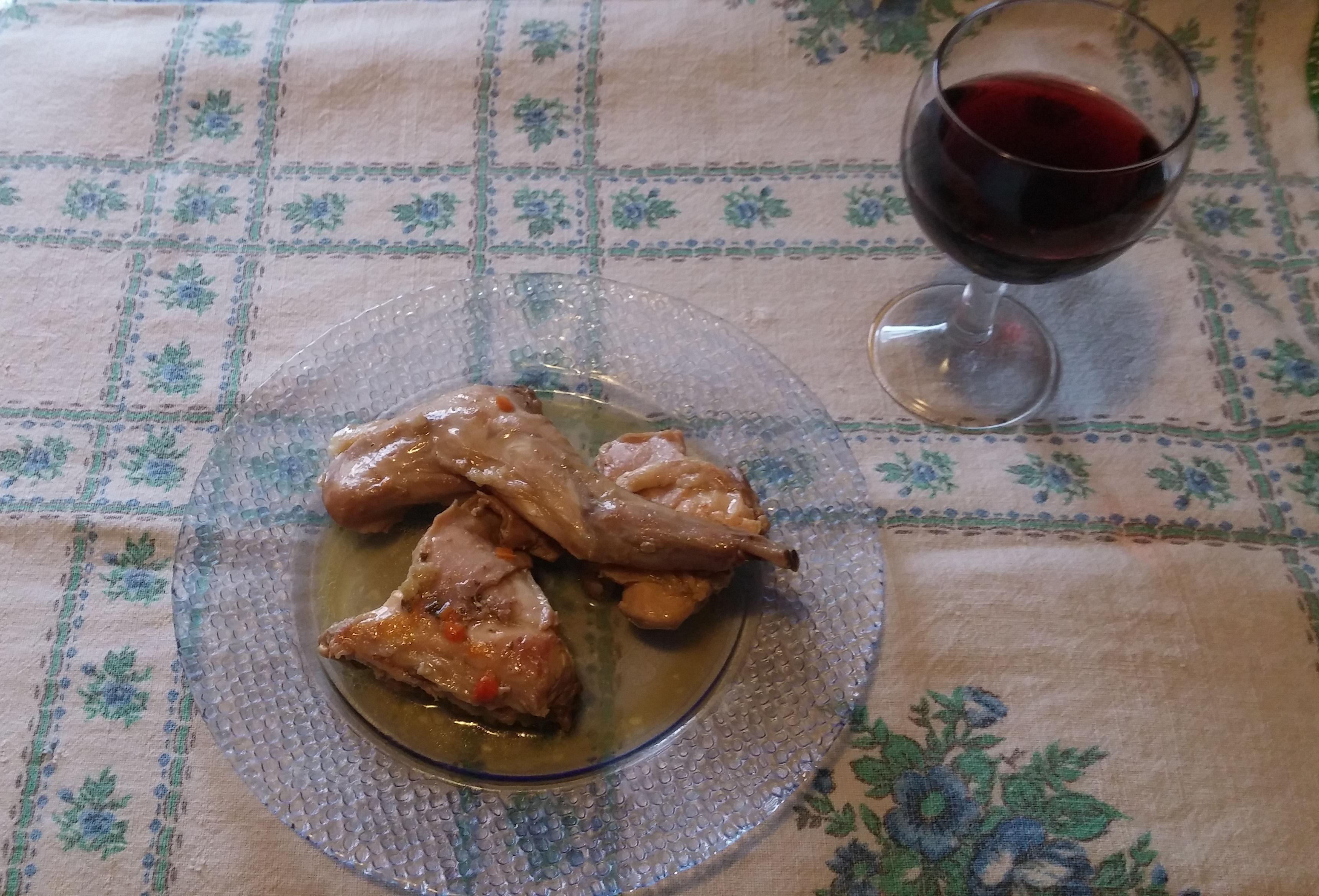 Le ricette di #Anna: #coniglio in #casseruola