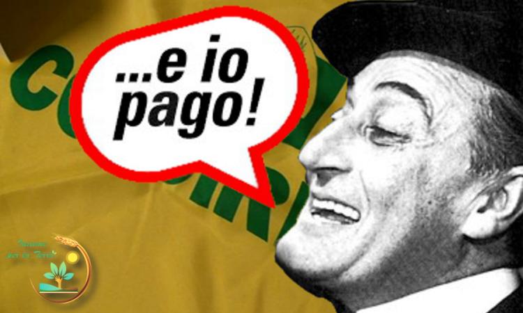Coldiretti è stata presa a #schiaffi dagli italiani, ma nessuno molla la #poltrona