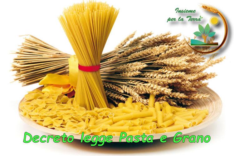 La nostre #riflessioni sull'#etichettatura #pasta e #grano