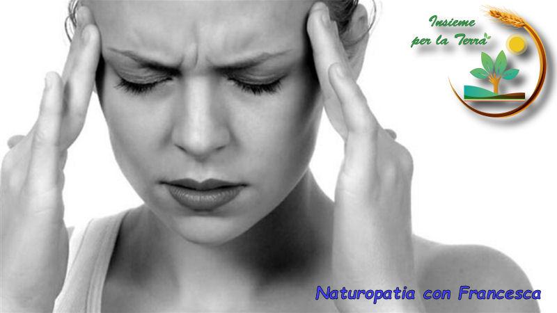 #Naturopatia con Francesca – Mal di testa… da #tensione… o da altro?