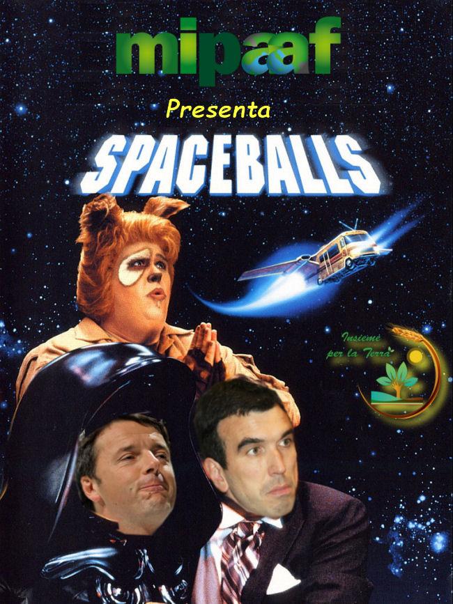 """Dalla serie """"Balle spaziali"""", il #MIPAAF e la fine dei #pagamenti anticipi #PAC"""
