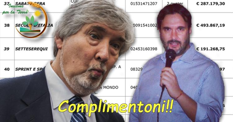 """Giuliano #Poletti alla ricerca del #premio come """"miglior"""" #ministro 2016"""