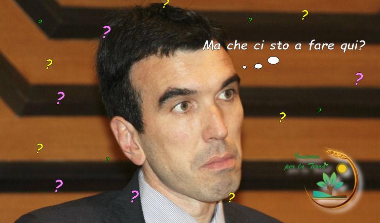 Maurizio Martina è un #Ministro che non esiste