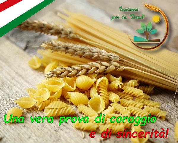 Pasta: Si fa presto a dire #italiana, chi ha il #coraggio di dichiarare qui ed ora da dove arriva il #grano?