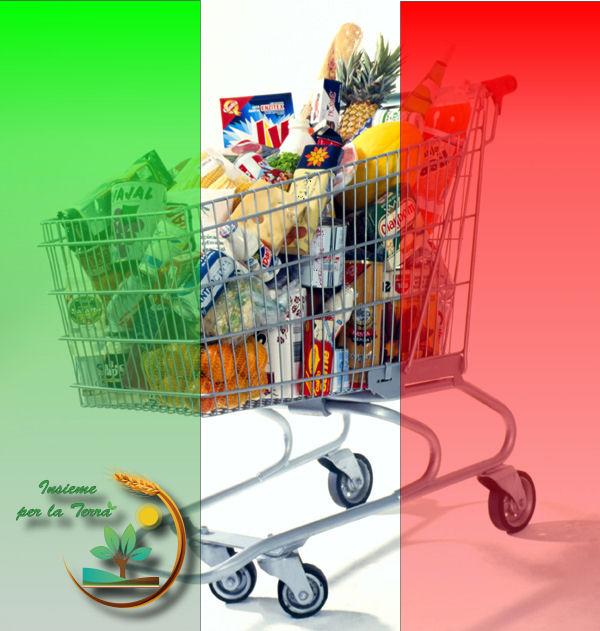 Corre il #tricolore nella #spesa degli italiani. La #riscossa del Made in Italy a casa nostra