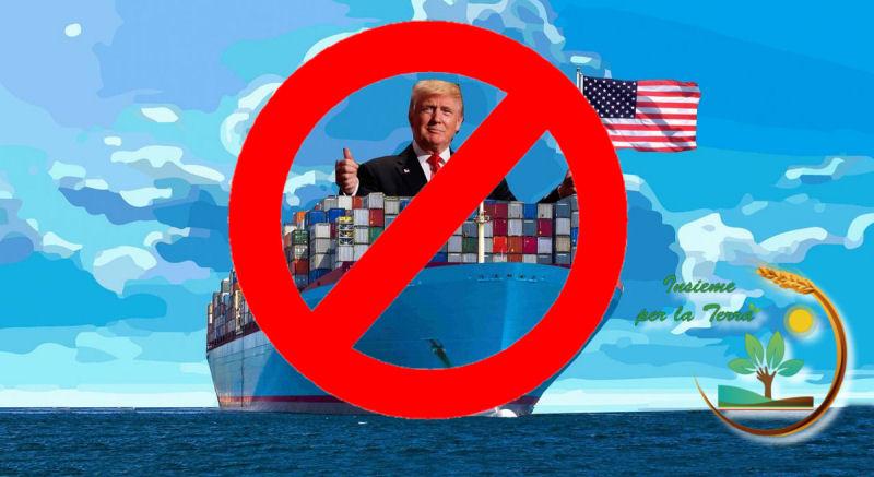 TTIP – #Trump mette la parola #fine sul #trattato