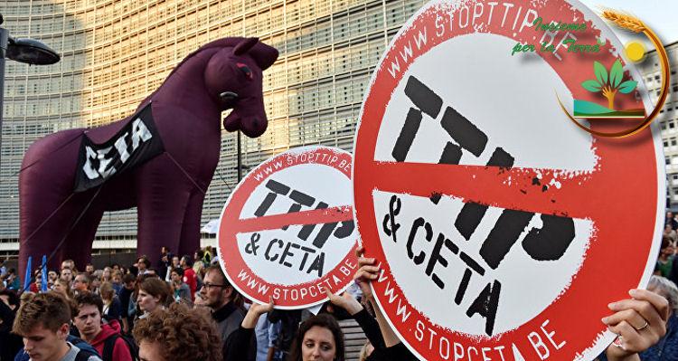 CETA – Ancora #guai in vista: #Messaggio da stop-ttip.org