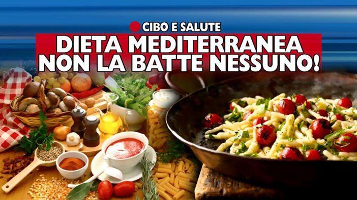 I consigli di Matteo: Dieta Mediterranea, la #panacea di tutti i mali ?