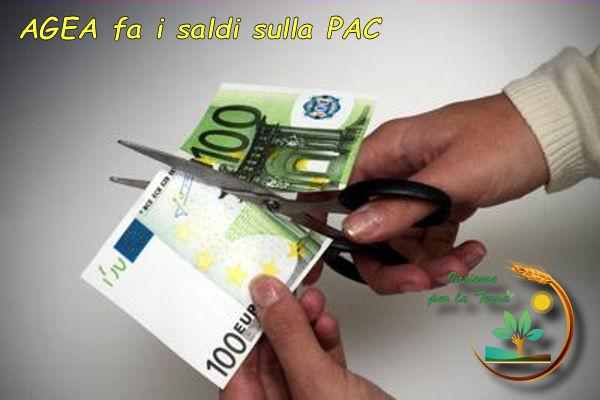 PAC – #Agea non è in grado di pagare, fondi #insufficienti