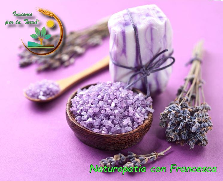 Naturopatia con Francesca – #Piedi e #lavanda