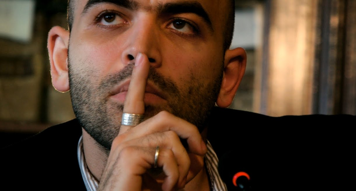 """L'insulto di #Saviano: """"tenete la cocaina negli ovili"""""""