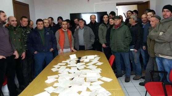 PROTESTA: 2.500 pastori sardi non andranno a votare