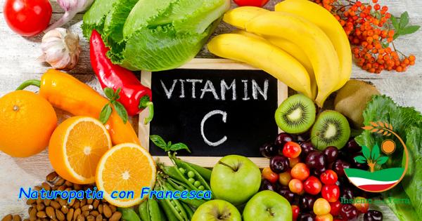 Naturopatia con Francesca – La vitamina C sostiene il sistema immunitario anche in primavera
